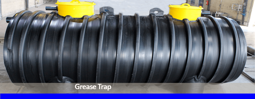 grease trap
